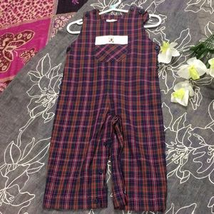 Baby Overalls Size 12M